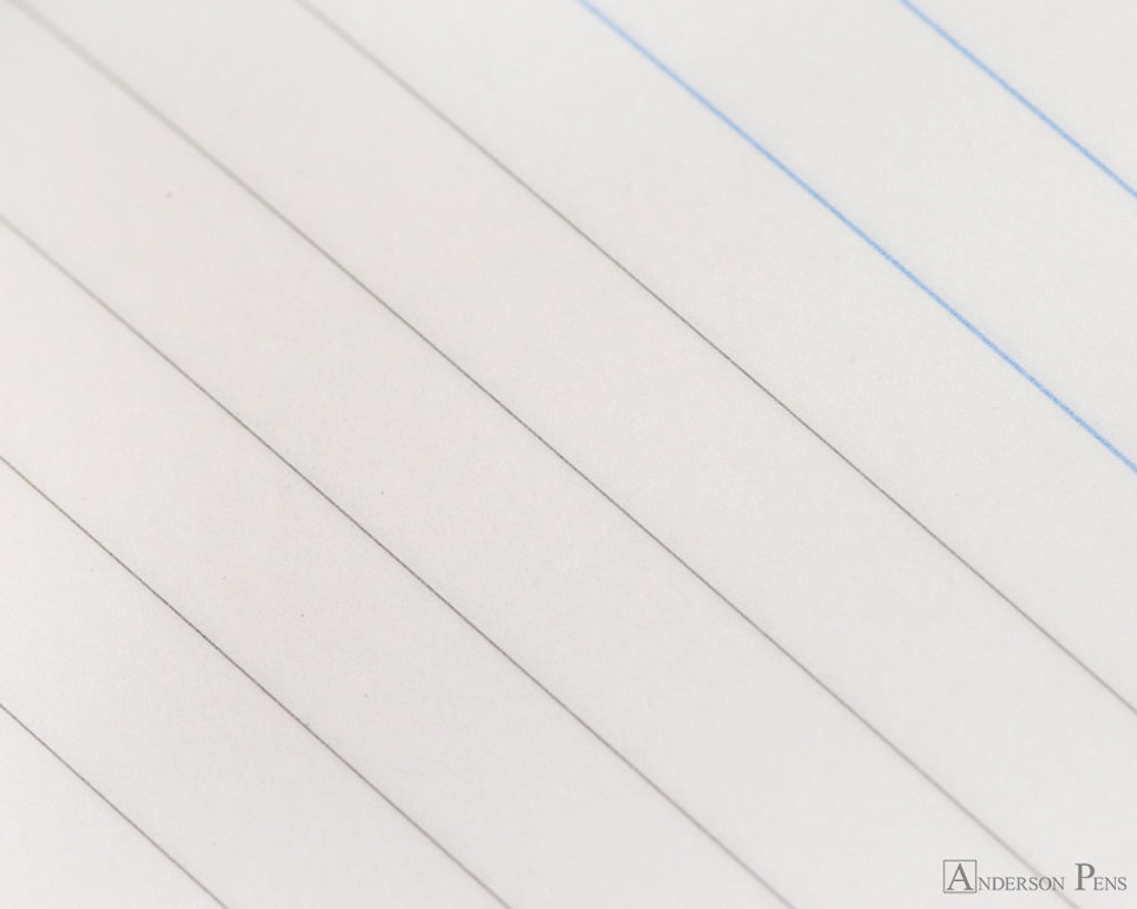 ProFolio Petite Journal - Small, Ocean - Page Closeup