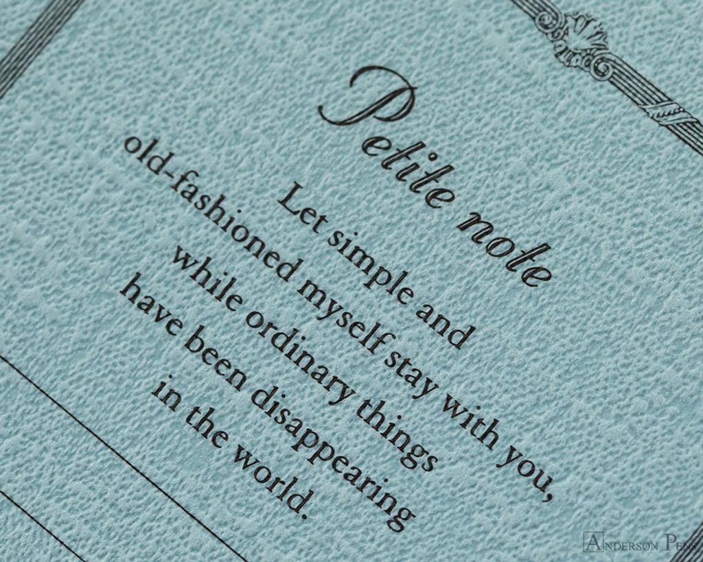 ProFolio Petite Journal - Small, Ocean