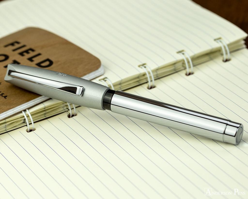 Faber-Castell Basic Polished Fountain Pen Fine Nib