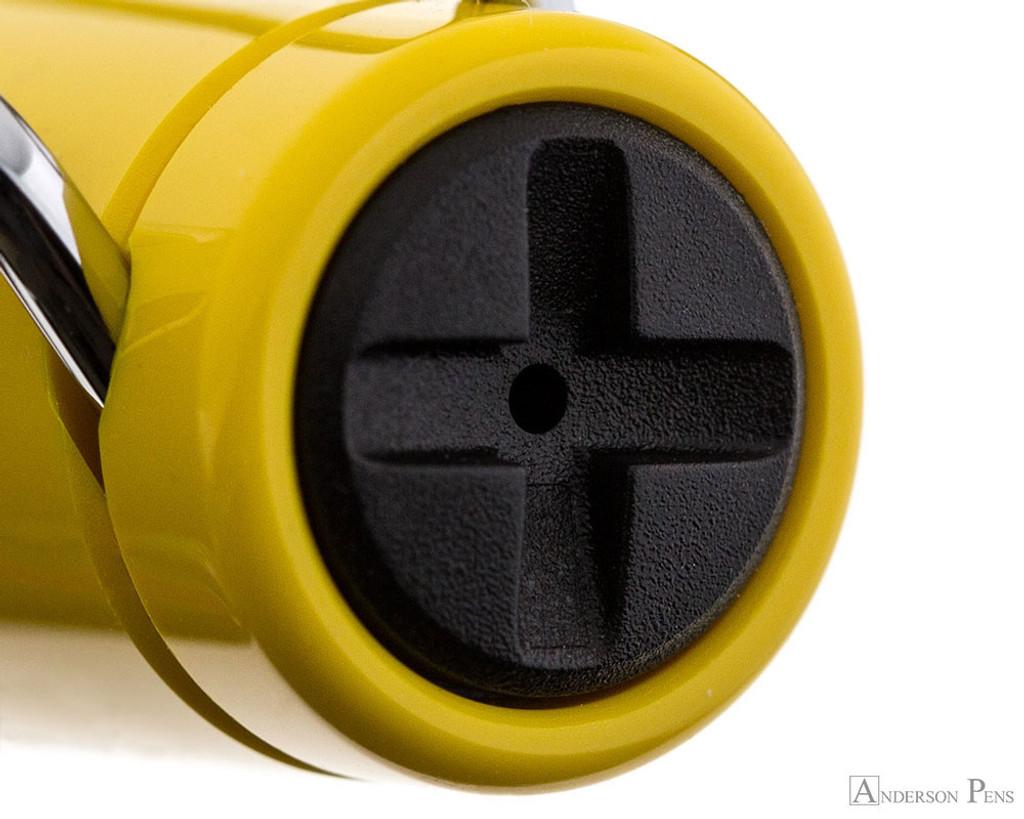 Lamy Safari Fountain Pen - Yellow - Cap Jewel