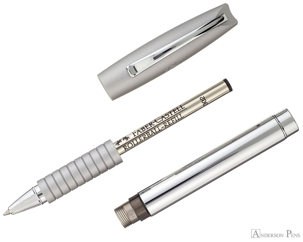 Faber-Castell Essentio Rollerball - Polished Grey - Parted Out