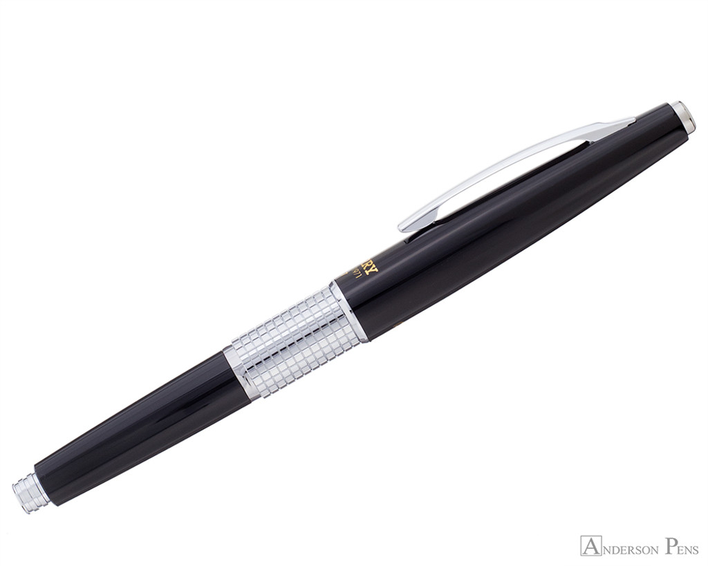 Pentel Sharp Kerry Mechanical Pencil (0.7mm) - Black - Profile