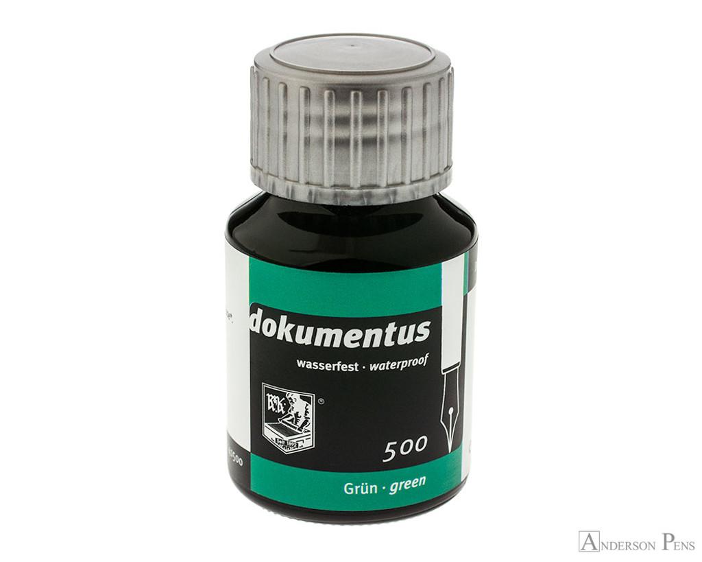Rohrer & Klingner Dokumentus Grun Ink (50ml Bottle)