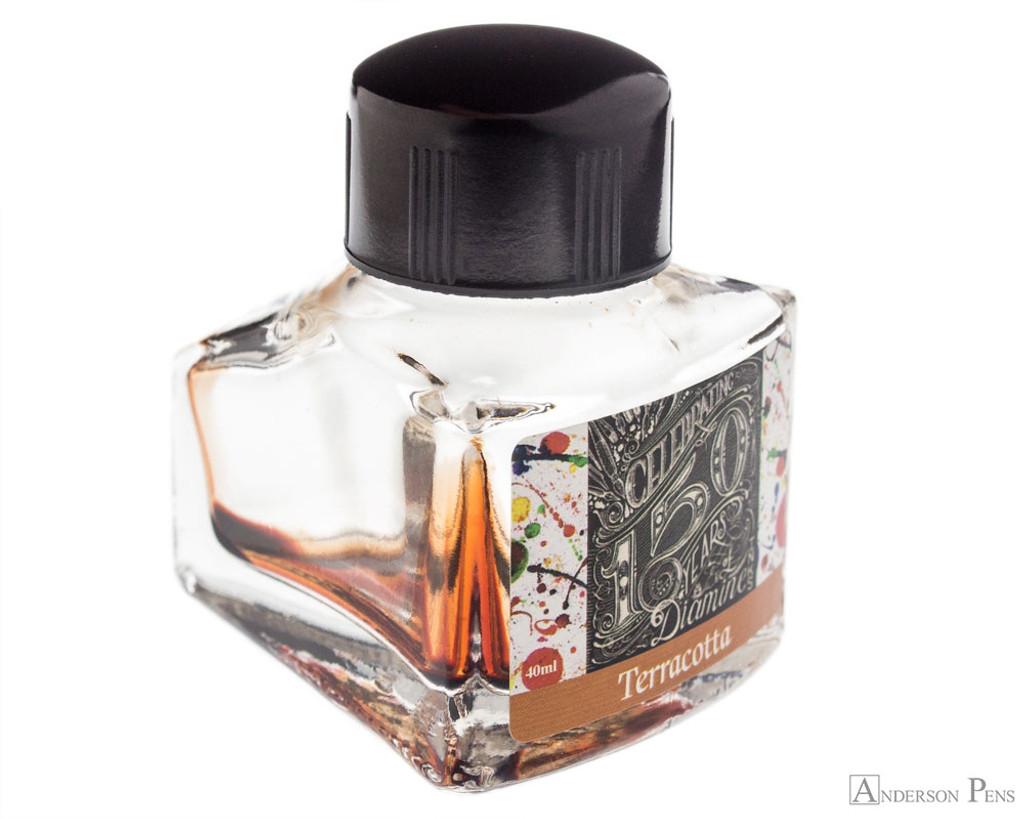 Empty Diamine Anniversary 40ml Bottle