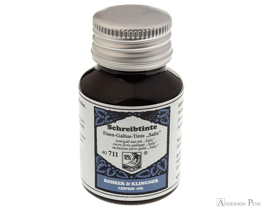 Rohrer & Klingner Salix (Iron Gall) Ink (50ml Bottle)