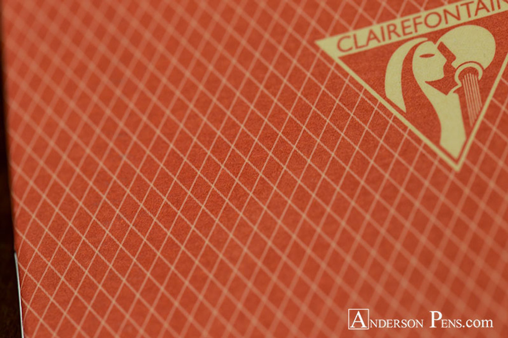 Clairefontaine 1951 Staplebound Notebook - 3.5 x 5.5, Lined - Assorted logo