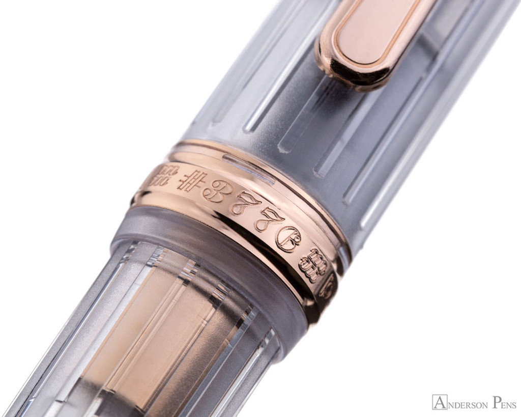 Platinum 3776 Century Fountain Pen - Nice