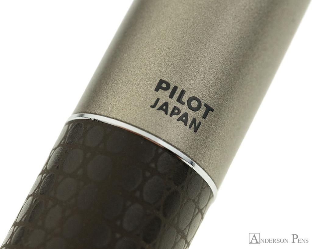 Pilot Metropolitan Fountain Pen - Lizard - Imprint
