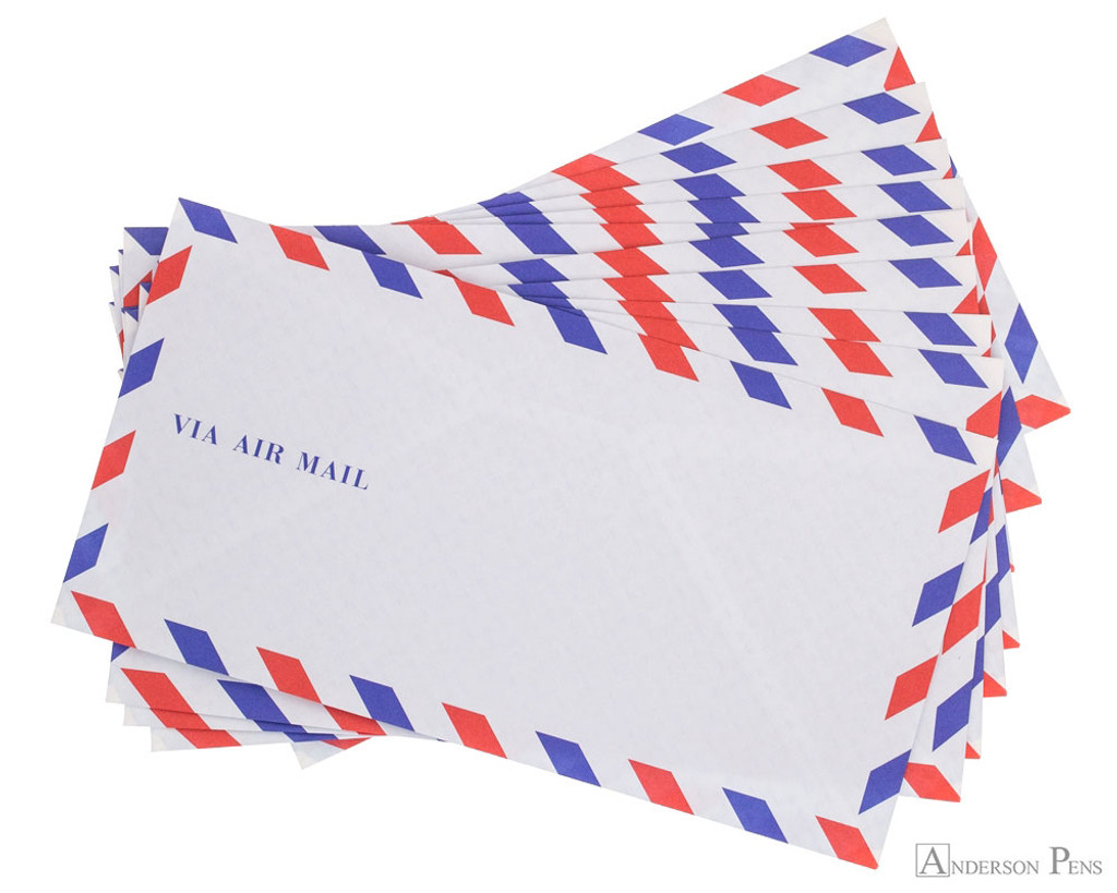 Life One Touch Airmail Envelopes - Pack of 10