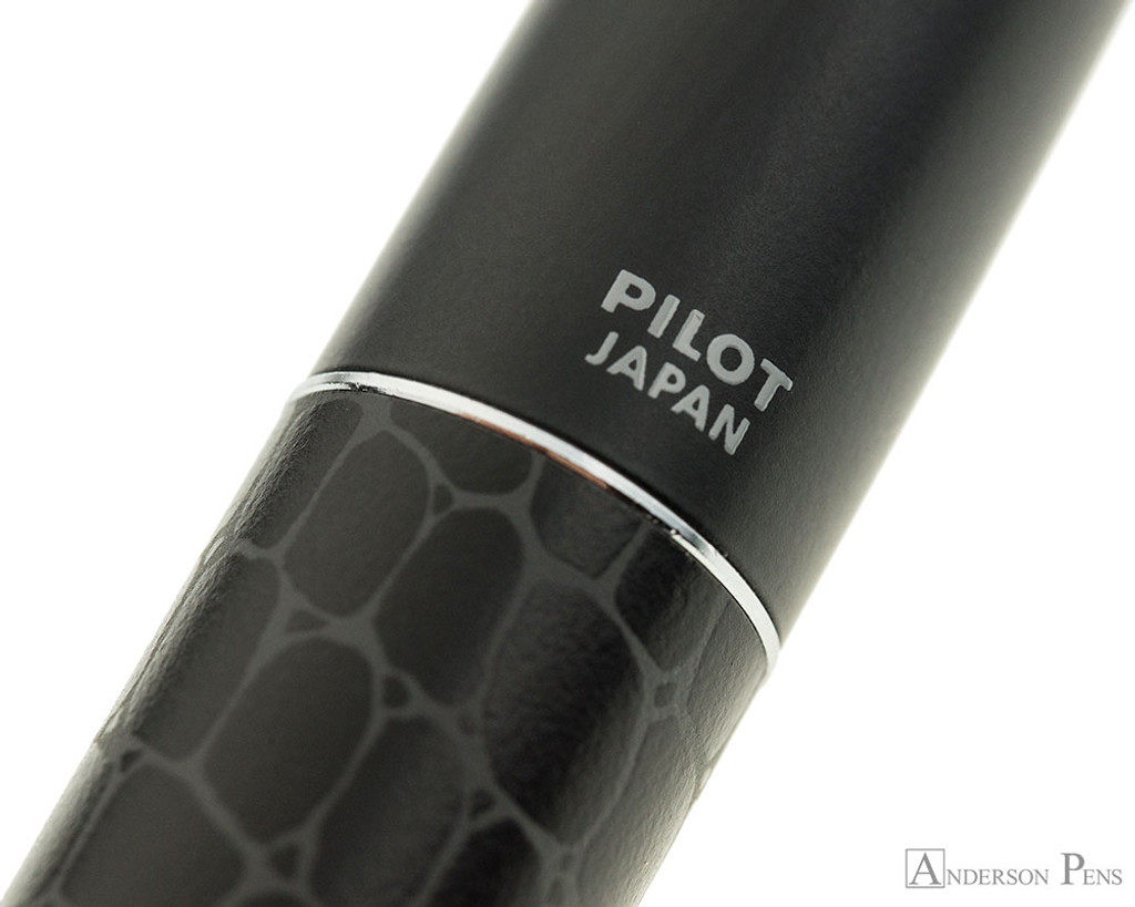 Pilot Metropolitan Fountain Pen - Crocodile - Imprint