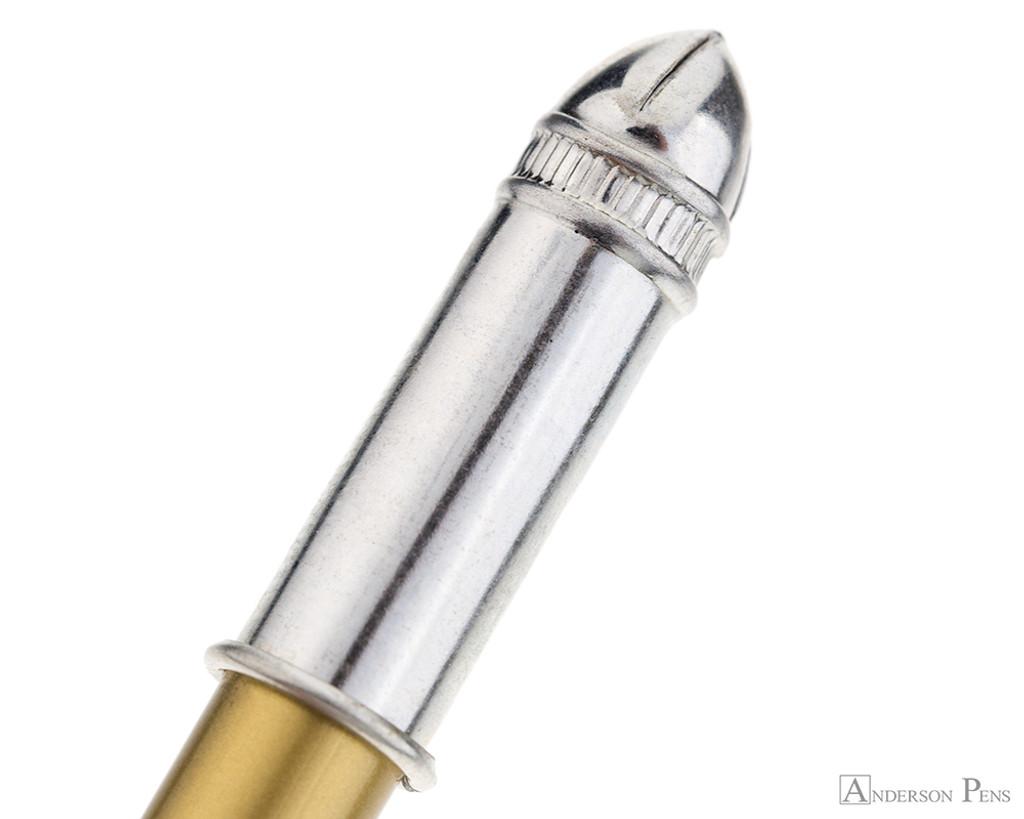 e + m Pencil Cap - Nickel