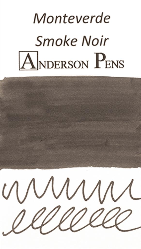 Monteverde Smoke Noir Ink Sample (3ml Vial)