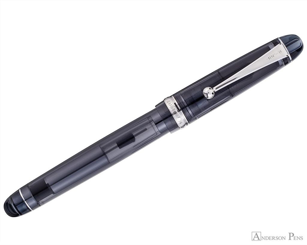 Pilot Custom 74 Fountain Pen - Smoke