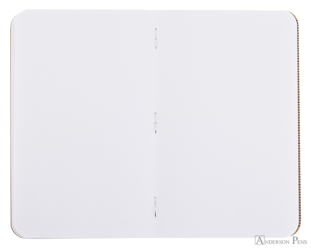 Field Notes Notebooks - Blank (3 Pack) - Open