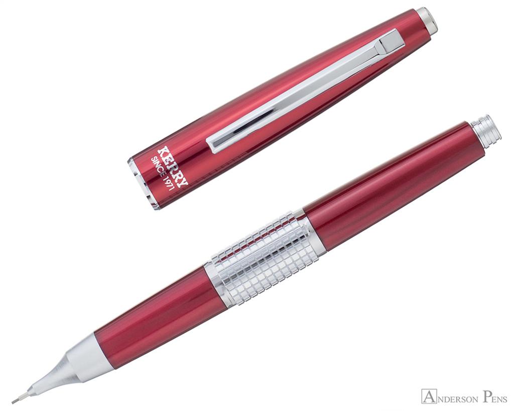 Pentel Sharp Kerry Mechanical Pencil (0.5mm) - Red