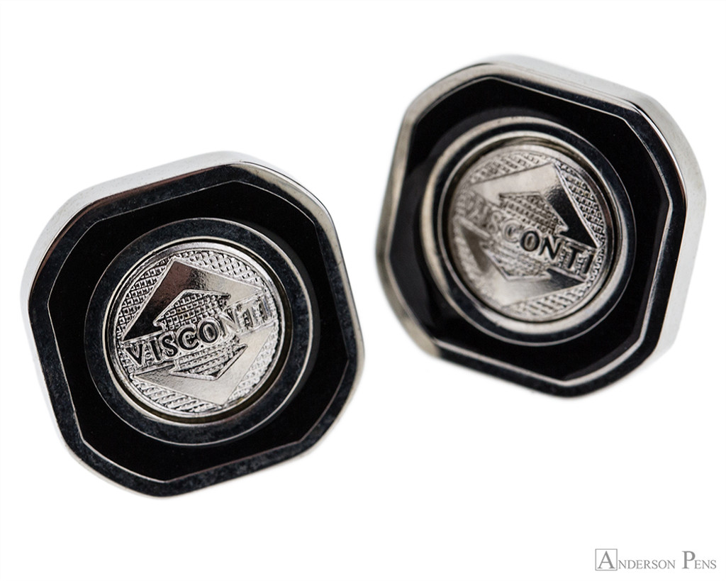 Visconti My Pen System - Squaring the Circle Earrings