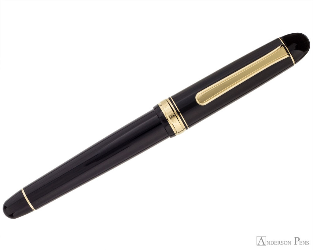 Platinum 3776 Century Fountain Pen - Black
