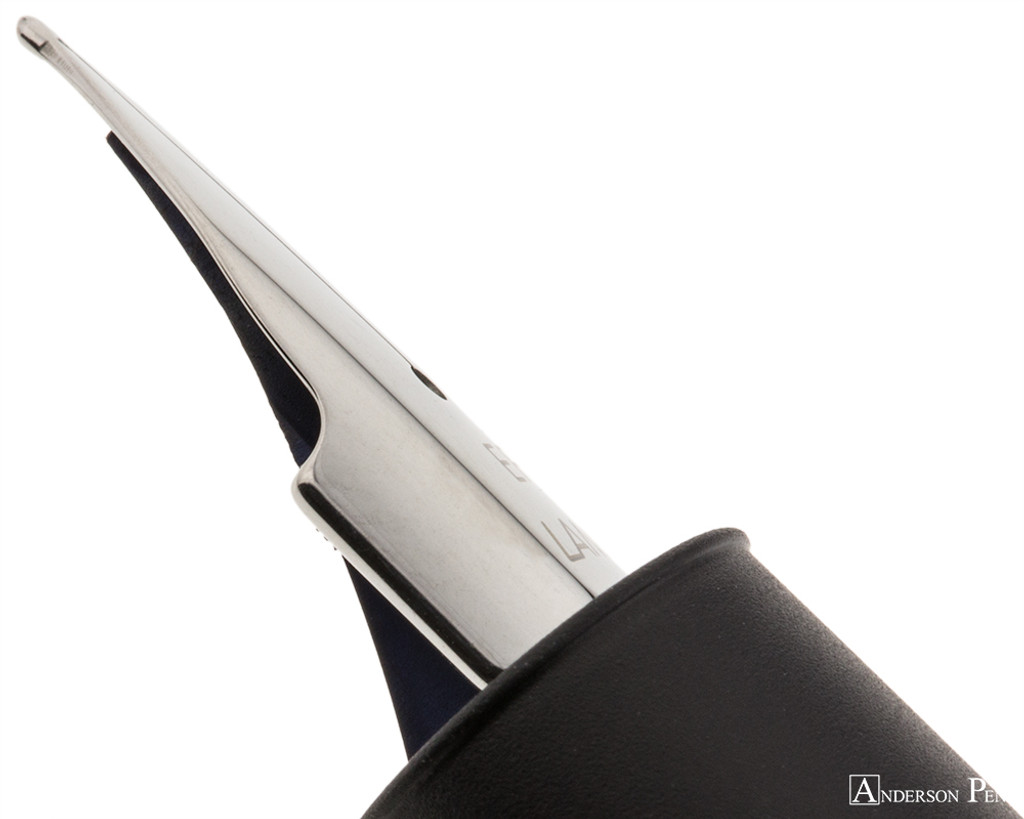 LAMY Aion Fountain Pen - Black nib side view