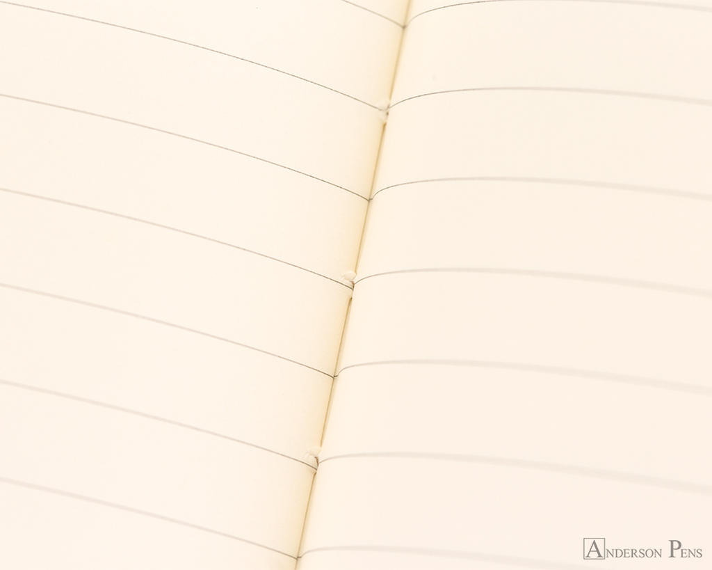 Clairefontaine Flying Spirit Clothbound Notebook - A5, Lined - Black binding