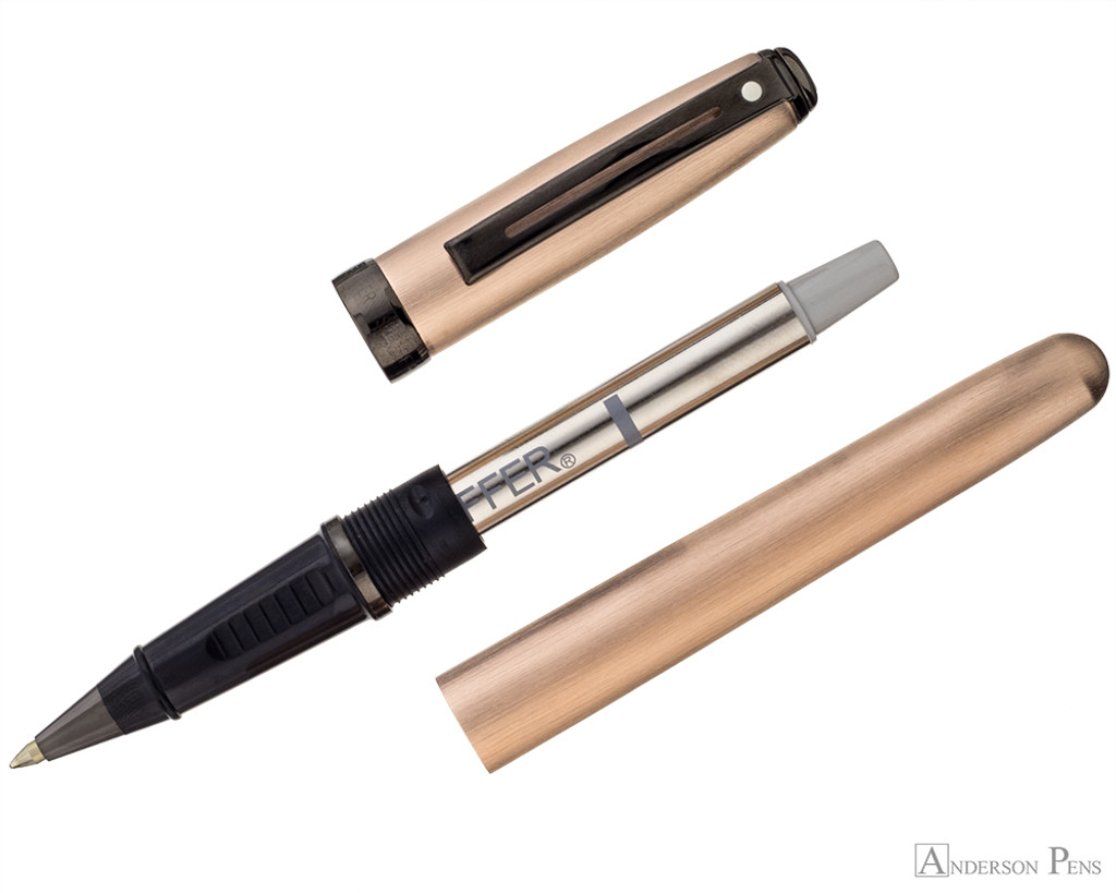 Sheaffer Prelude Rollerball - Brushed Copper - Parted Out