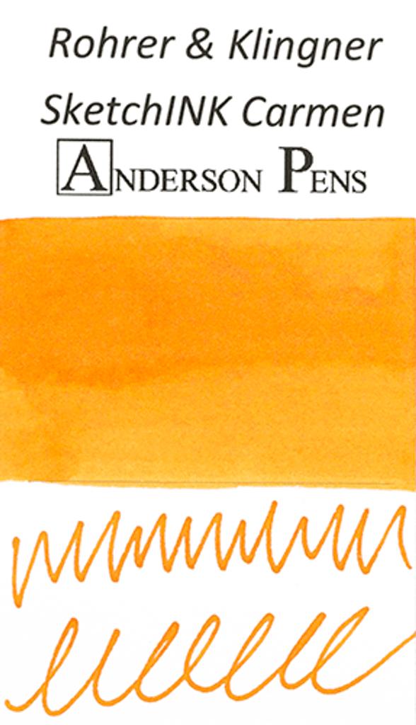 Rohrer & Klingner SketchINK Carmen Ink Color Swab