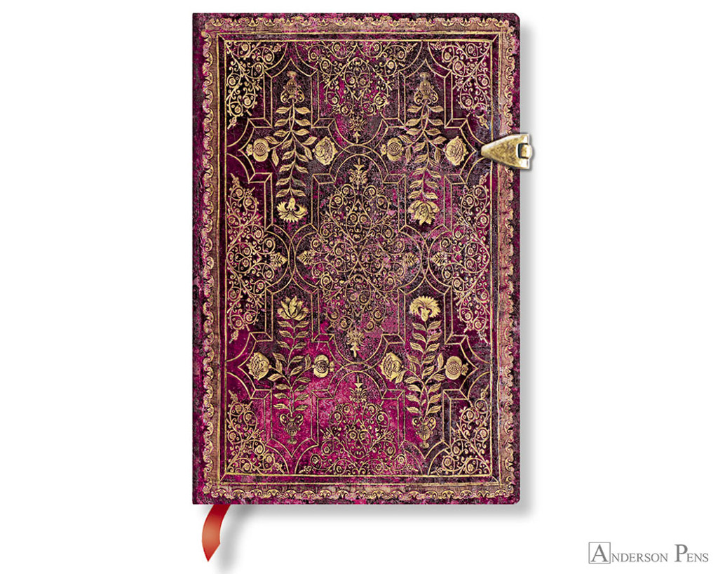 Paperblanks Mini Journal - Amaranth, Lined
