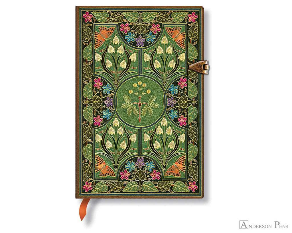 Paperblanks Mini Journal - Poetry in Bloom, Lined