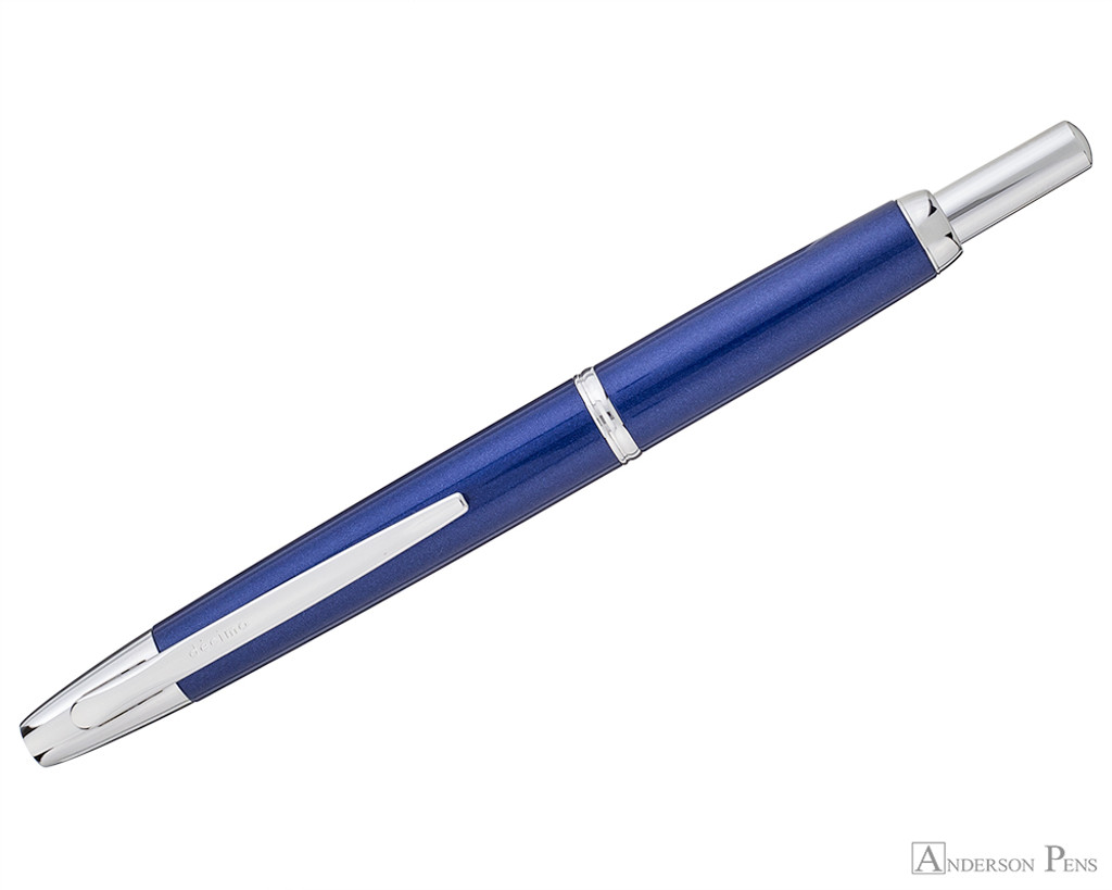 Pilot Vanishing Point Decimo Fountain Pen - Navy