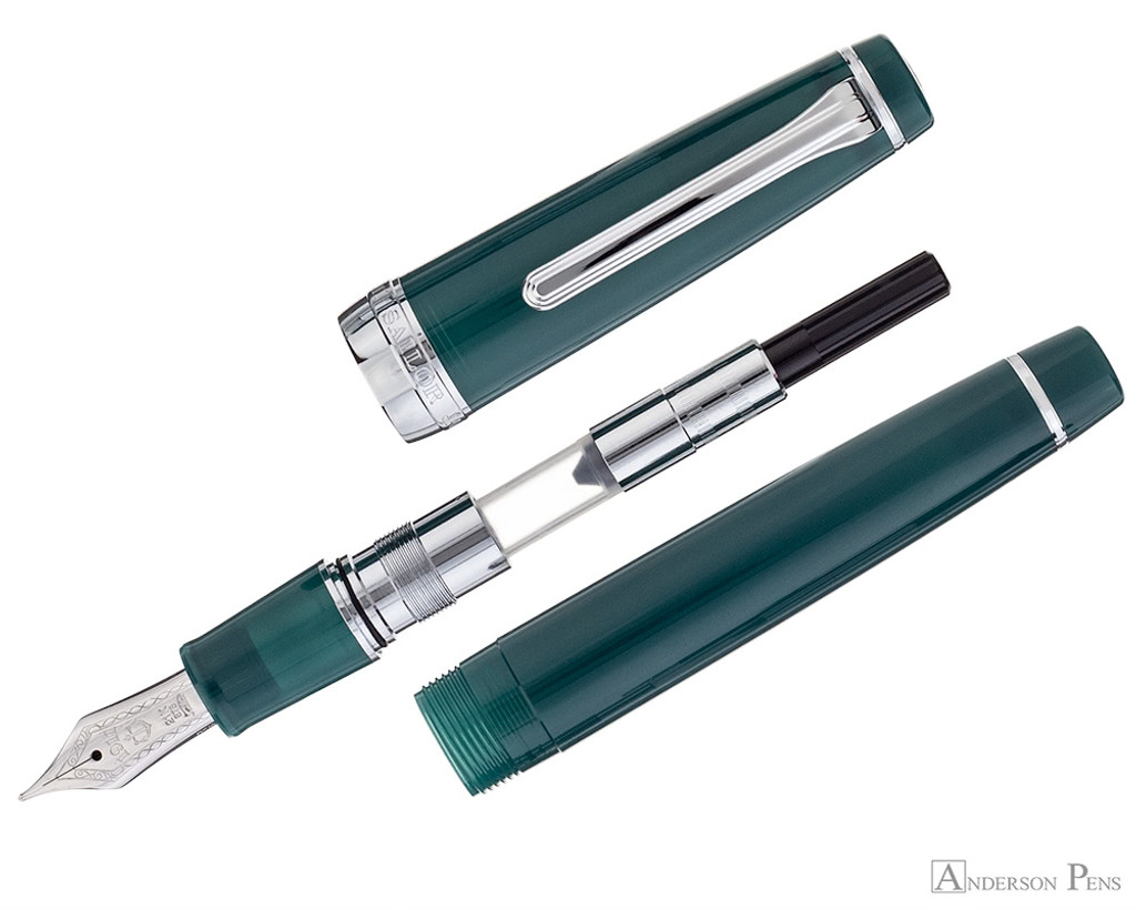 Sailor Pro Gear Fountain Pen - Special Edition Ocean - Parted Out