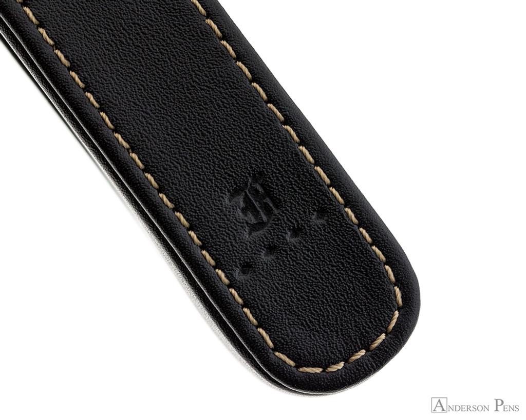 Franklin-Christoph 1 Pen Case - Black