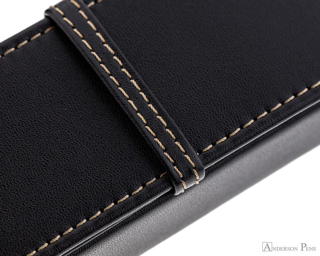 Franklin-Christoph 2 Pen Case - Black