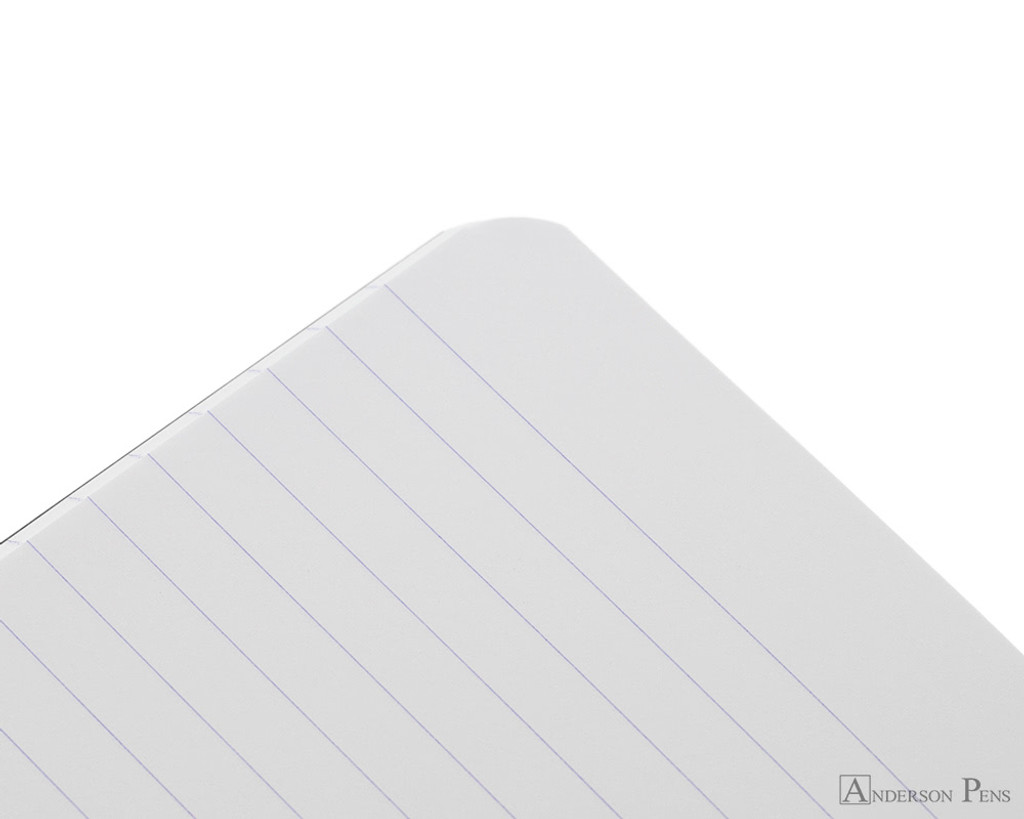 Rhodia  Staplebound Notebook - A5, Lined - Black lines detail