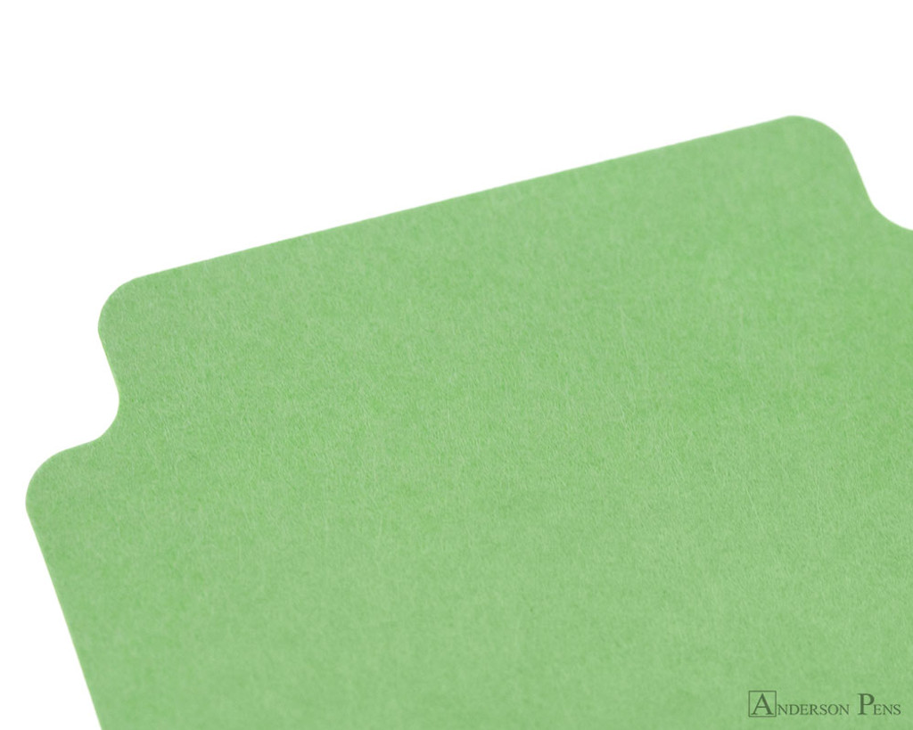 Col-o-dex Tab Accessory Pack - Limeade Green color view
