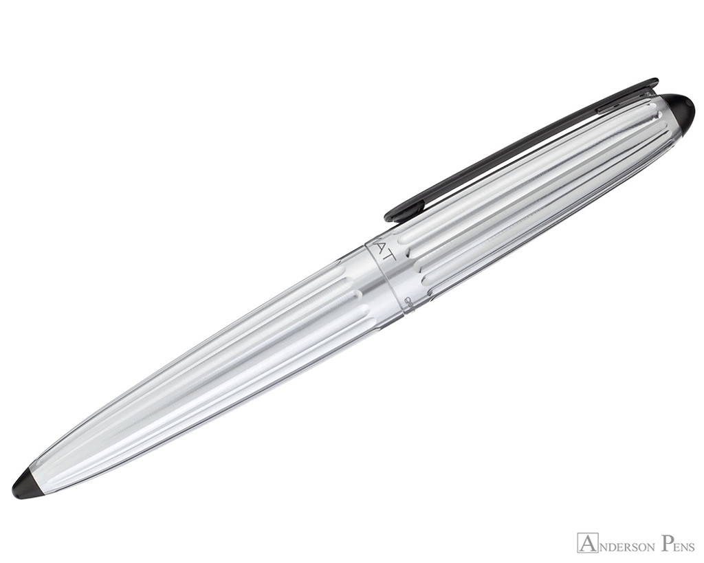 Diplomat Aero Fountain Pen - Factory - Profile