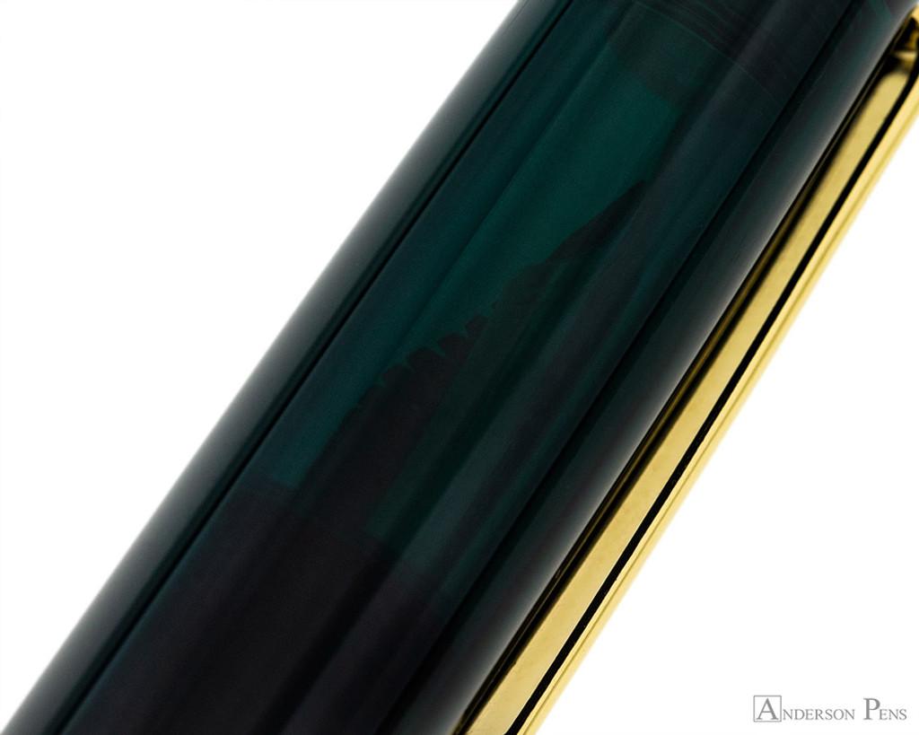 Platinum 3776 Century Fountain Pen - Laurel Green