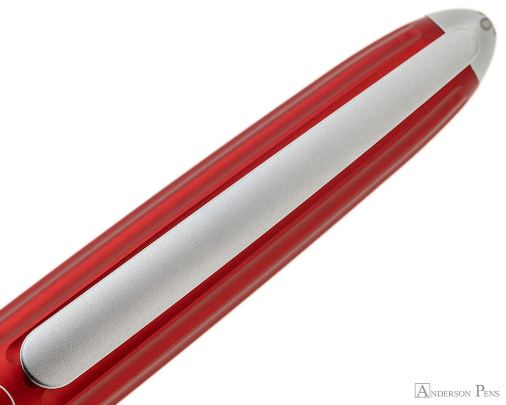 Diplomat Aero Ballpoint - Red