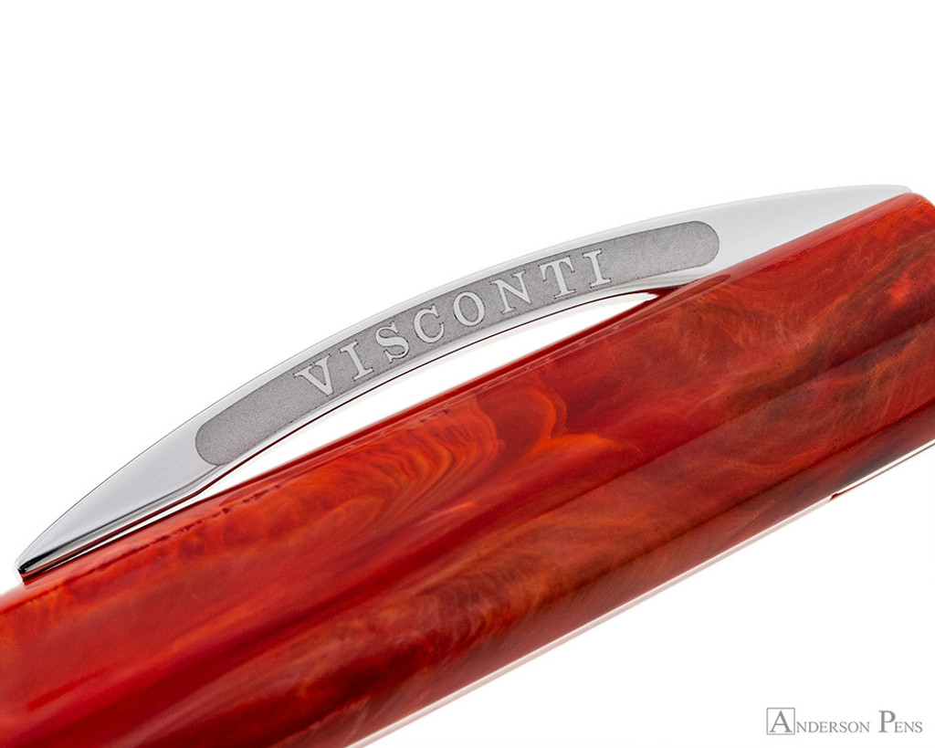 Visconti Mirage Fountain Pen - Coral
