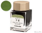 Sailor Jentle Four Seasons Waka-Uguisu Ink (20ml Bottle)