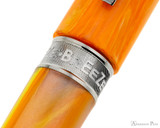 Visconti Breeze Fountain Pen - Mandarin Barrel Band