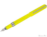 Visconti Breeze Fountain Pen - Lemon Posted