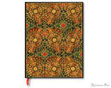 Paperblanks Ultra Journal - Fire Flowers, Lined