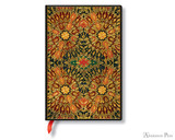 Paperblanks Mini Journal - Fire Flowers, Lined
