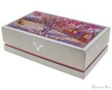 Visconti Van Gogh Fountain Pen - Souvenir de Mauves - Special Edition Box