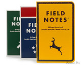 Field Notes Notebooks - Limited Edition Mile Marker
