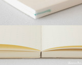 Midori MD Notebook A5 - Dot Grid - Binding