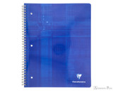 Clairefontaine Classic Wirebound Notebook - A4, Lined with Margin - Assorted