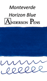 Monteverde Horizon Blue Ink Color Swab