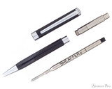 Sheaffer Intensity Ballpoint - Onyx Black with Chrome Trim - Parted Out