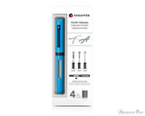 Sheaffer Calligraphy Mini Kit - Blue - Packaging
