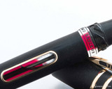 Visconti Homo Sapiens Fountain Pen - Skylight - Pen Filled